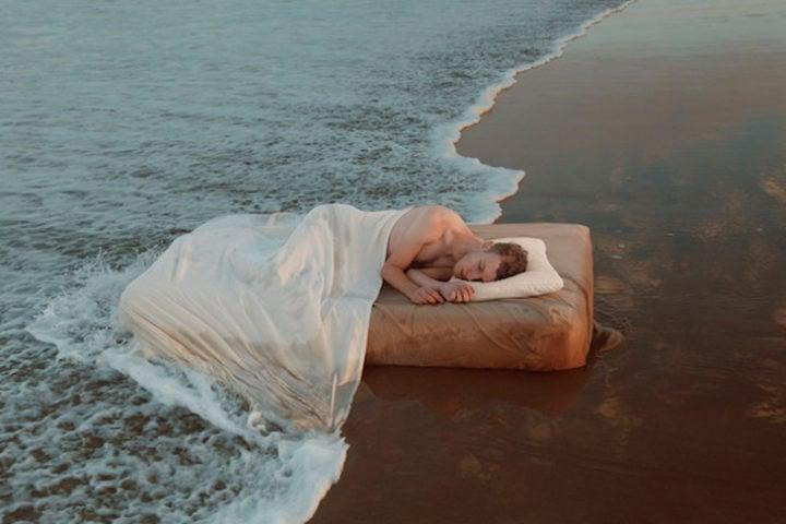 Kate Bellm Presents Surreal Scenes in Night Sky Rising