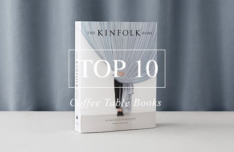 Our 10 Favorite Coffee Table Books