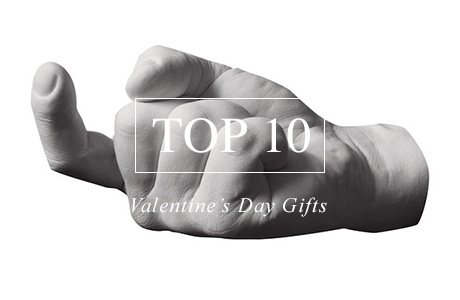 Top 10 Gifts For Valentine's Day