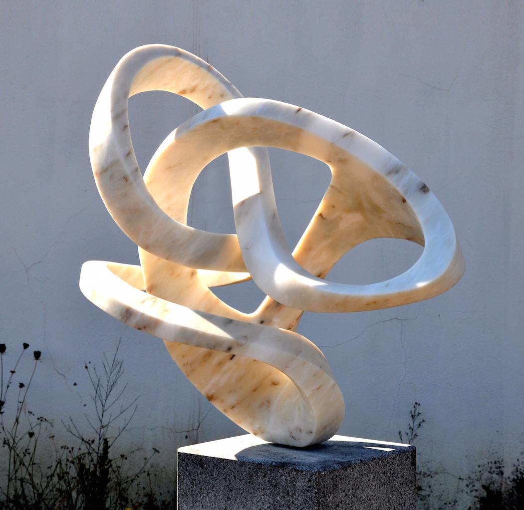 Weightless Marble Sculptures By Georg Scheele Ignant Com
