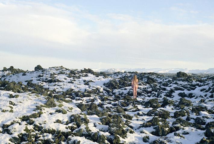 Photographing Icelandic Nudes In Nature With Hekla Flokadottir