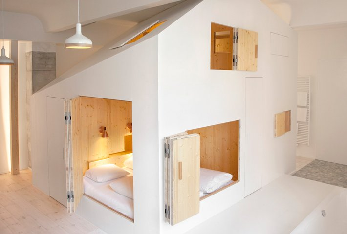 Hideout Hotel Rooms By Sigurd Larsen