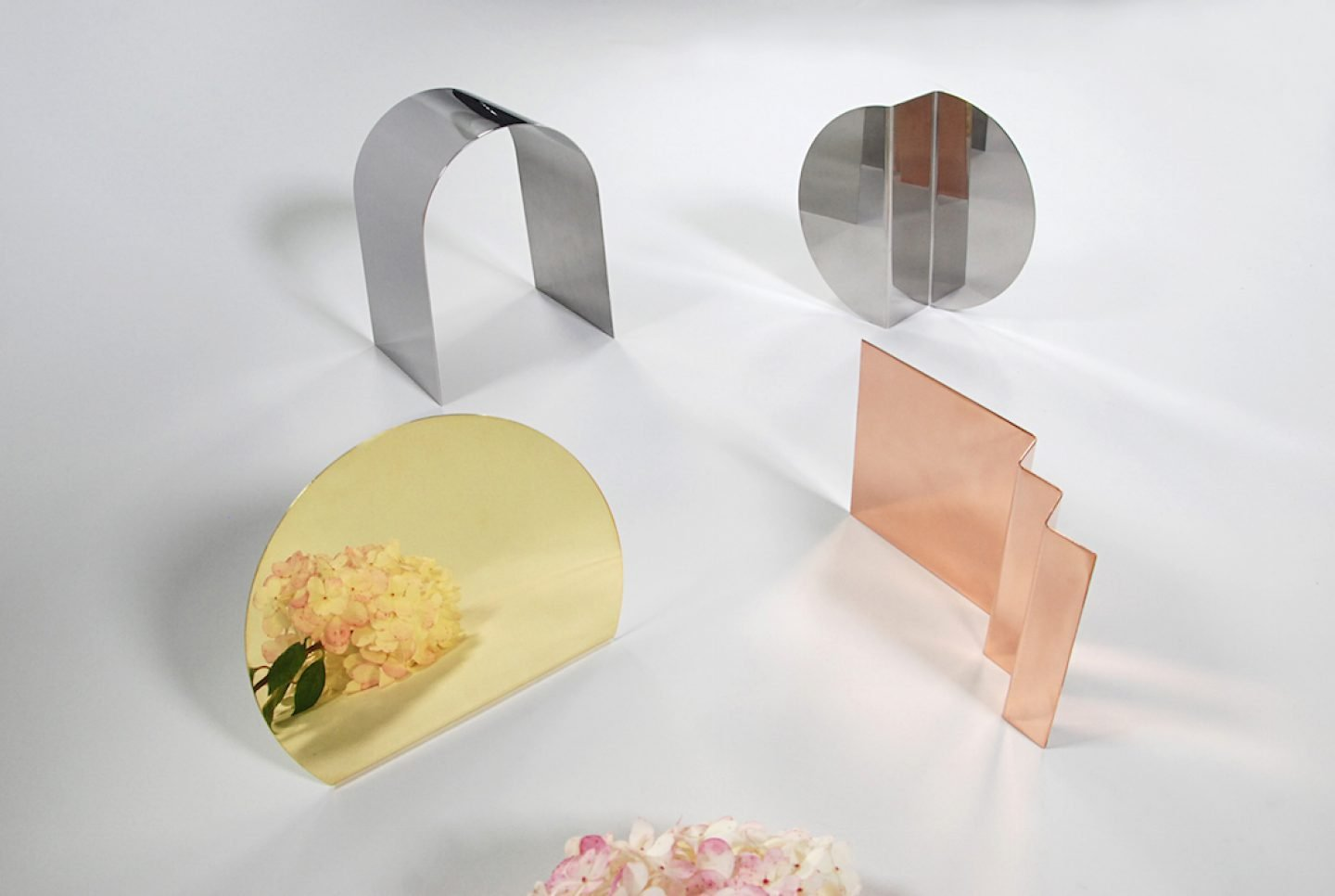 ninacho_design-Bent Mirror Series by Nina Cho1