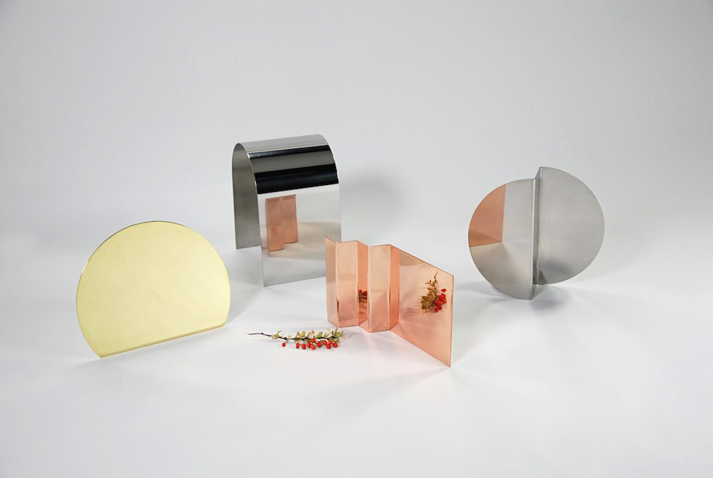 ninacho_design-Bent Mirror Series by Nina Cho2