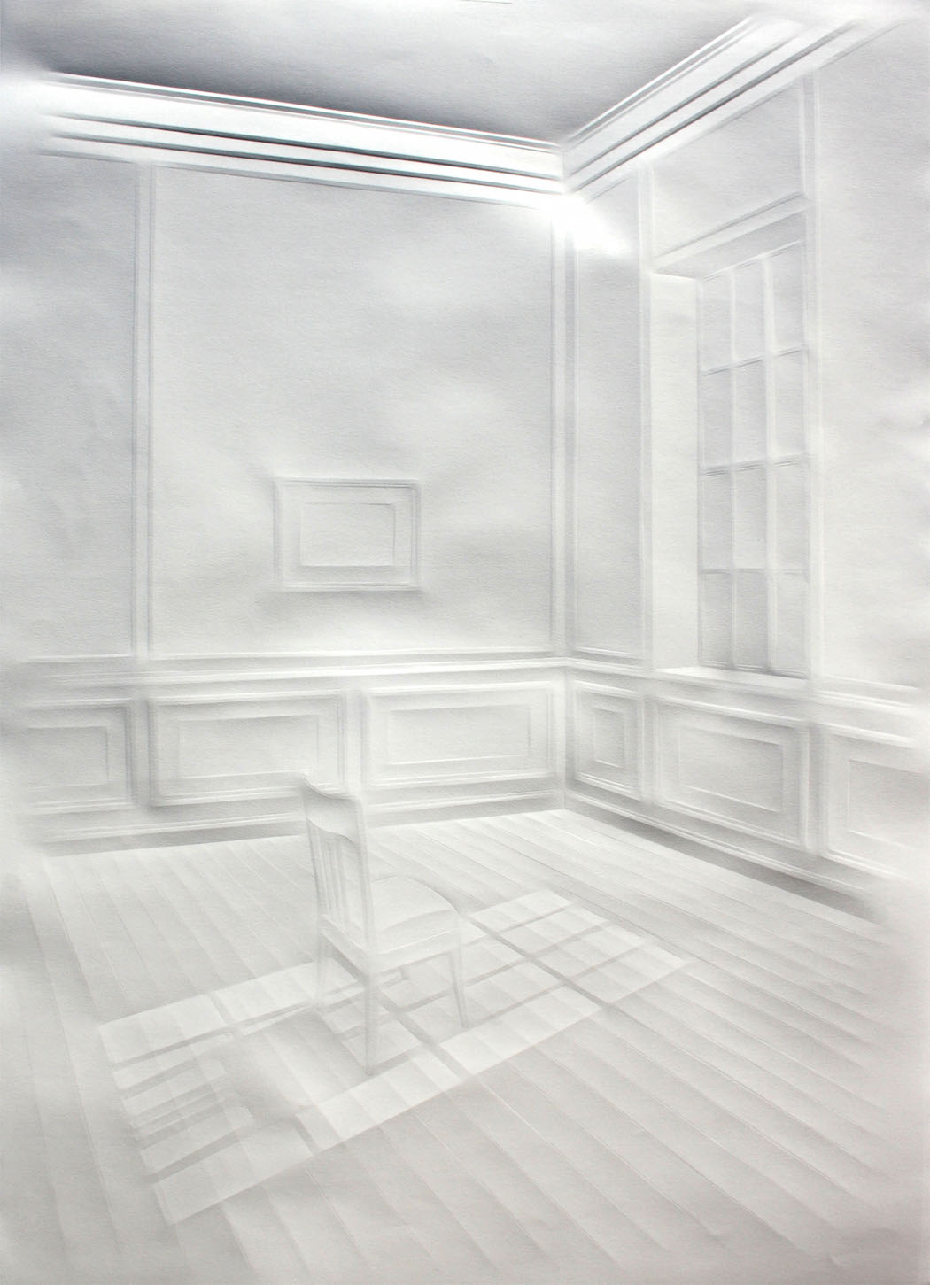 simonschubert(Light on chair),70x50cm,2014