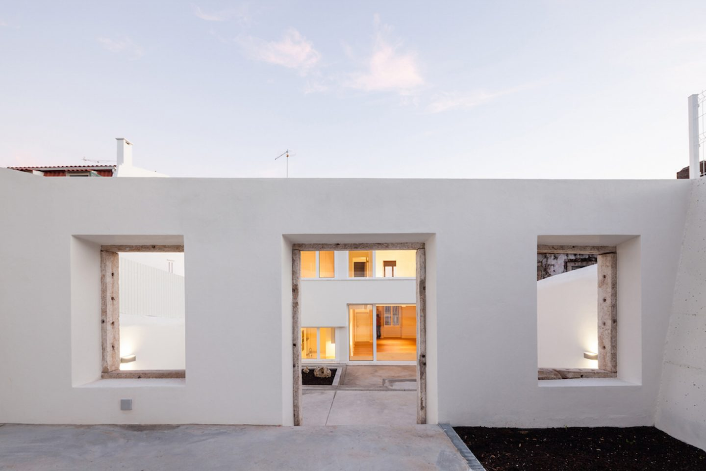 CAIS / House Refurbishment in Ajuda / Lisboa, Portugal / 2015