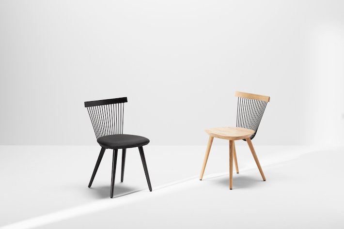 A Modern Take On The Classic Windsor Chair