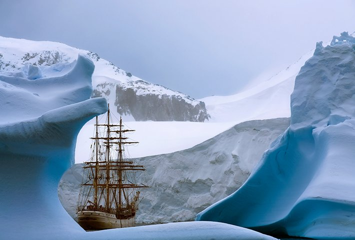 A Voyage To Antarctica By René Koster
