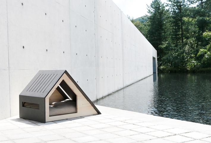 Minimal Dog Houses By Bad Marlon