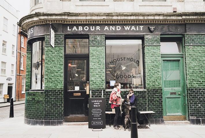 A Stroll Through Shoreditch · London