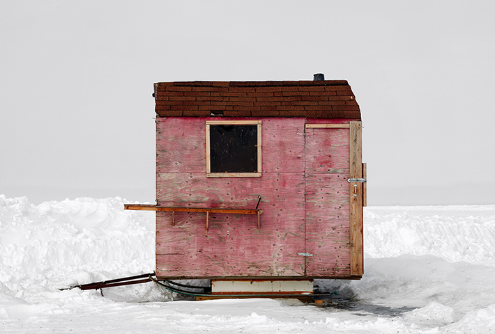 A Typological Study Of Ice Huts