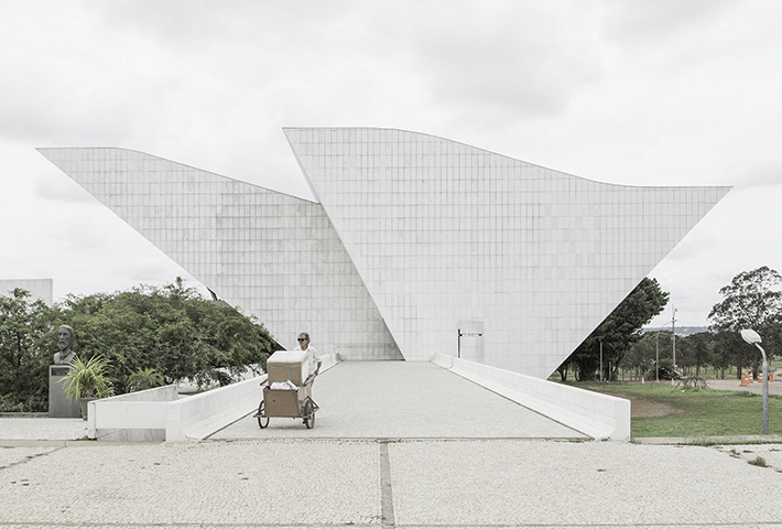 The Clean Lines Of Brasília's Architecture