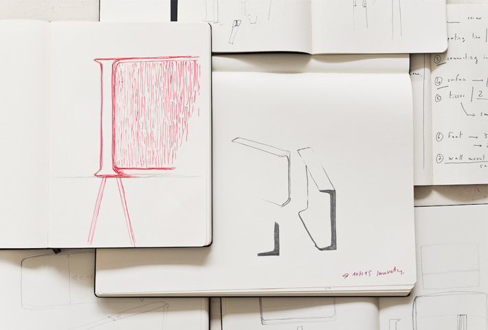 Behind The Bouroullec Brothers' Samsung Serif Design