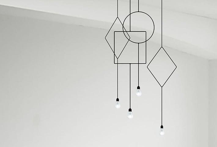 An Eye-Catching Scandinavian Form Of Simplicity