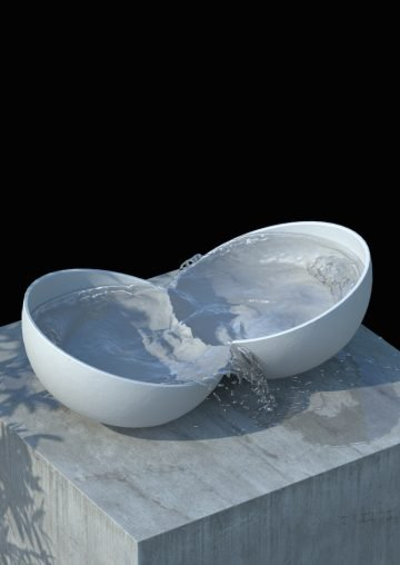 Kyuin Shim_art-Bowl 2, Kyuin Shim, 2013, 42 x59 cm, Digital Art