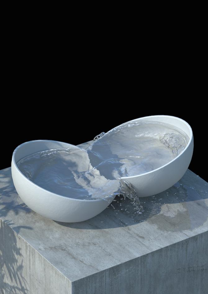 Kyuin Shim_art-Bowl 2, Kyuin Shim, 2013, 42 x59 cm, Digital Art