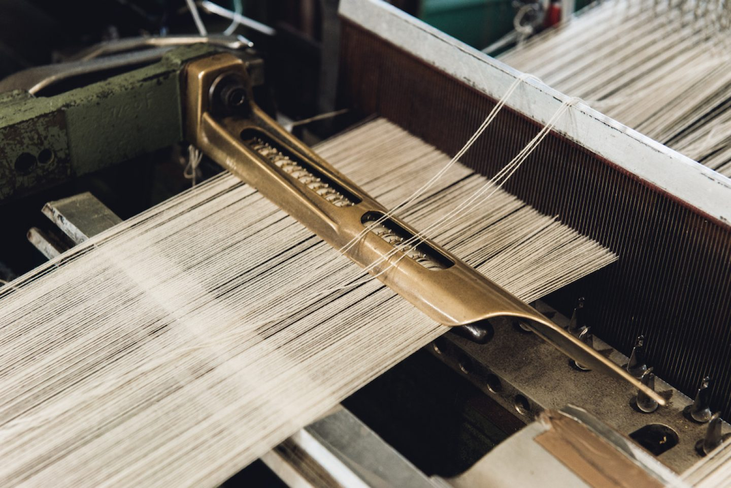 London Cloth Company Revives The Lost Craft Of Loom Weaving - IGNANT