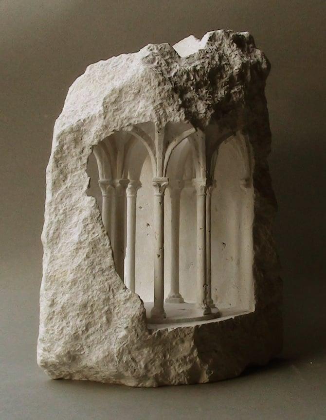 Stone Carving Sculpture Artworks