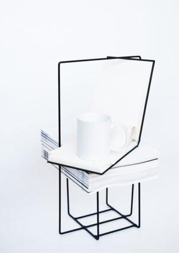 Minus magazine stand design by Alvaro Diaz Hernandez 8
