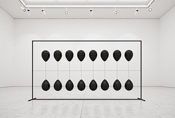 A Playful Art Installation By Tadao Cern