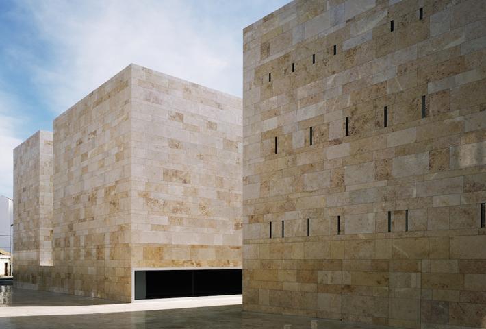 A Contemporary Arts Center In Portugal