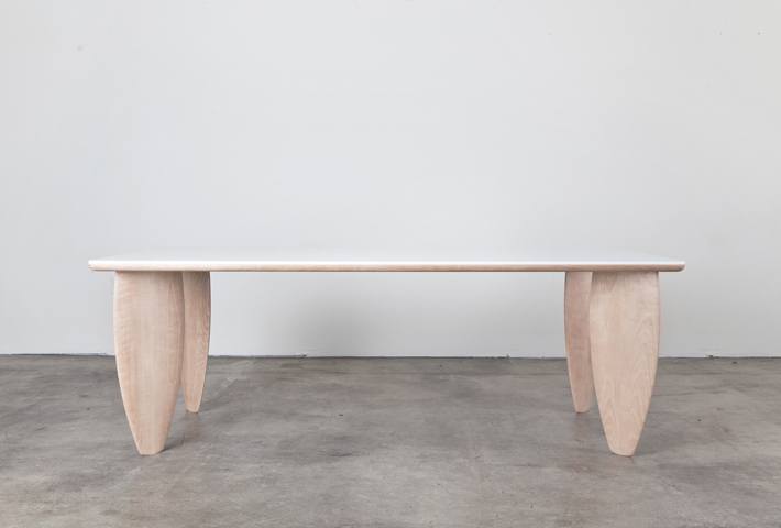 A Surfboard Table By BROOK&LYN