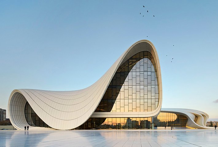 An Homage To The Architectural Genius Of Zaha Hadid