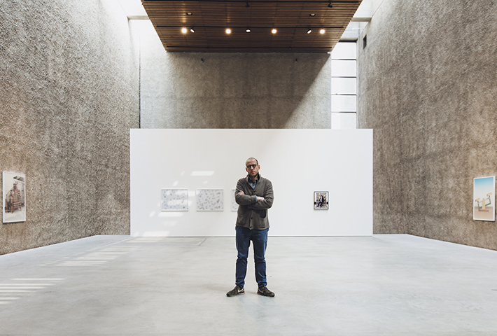 Between Art And Architecture With Gallerist Johann König
