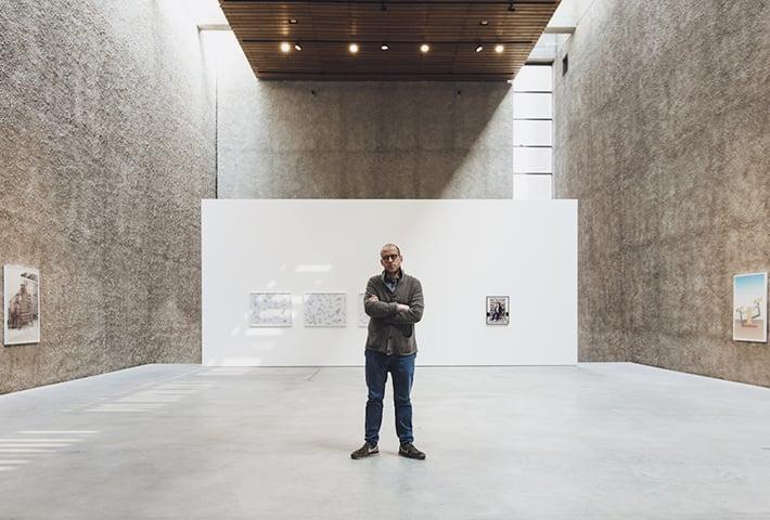Between Art And Architecture With Gallerist Johann König