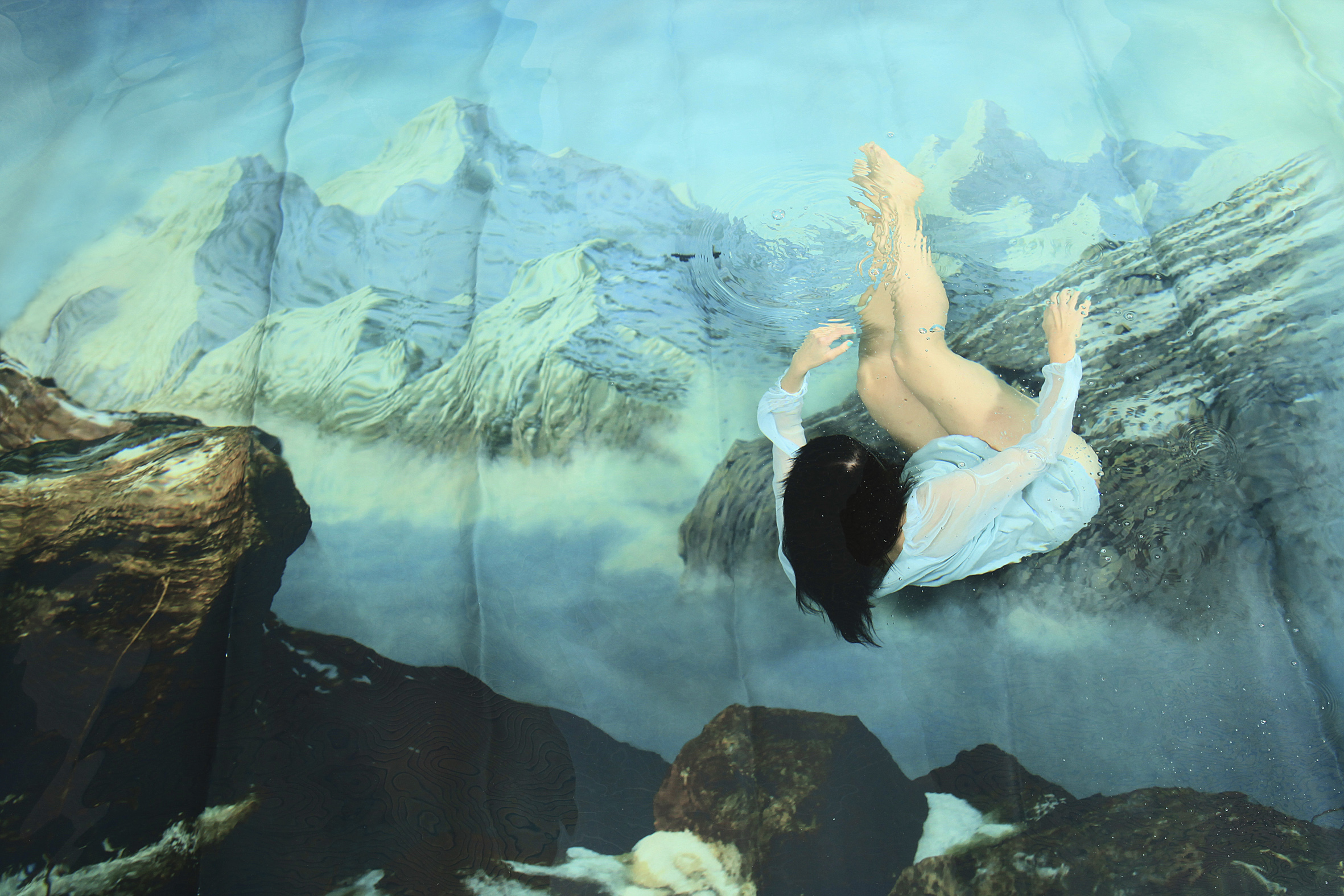 Susanna Majuri / Sense Of Water