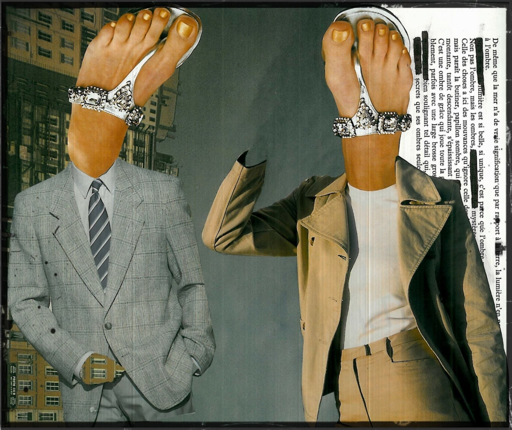 Analog Collages / Menumortu