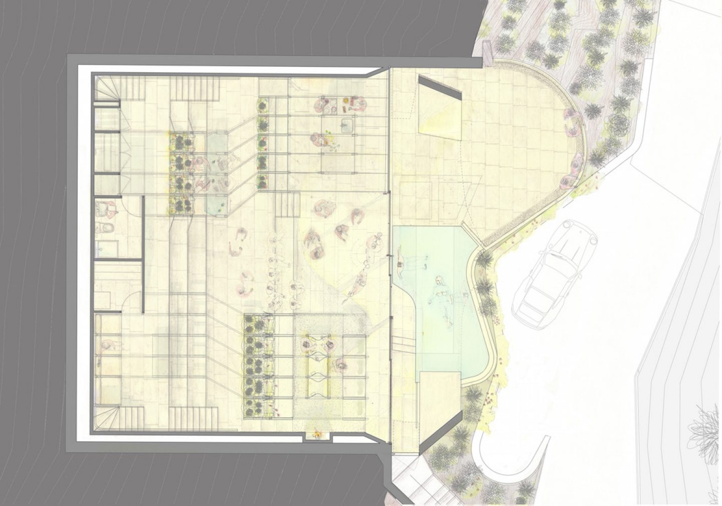 GilBartolome - _architecture--ground plan