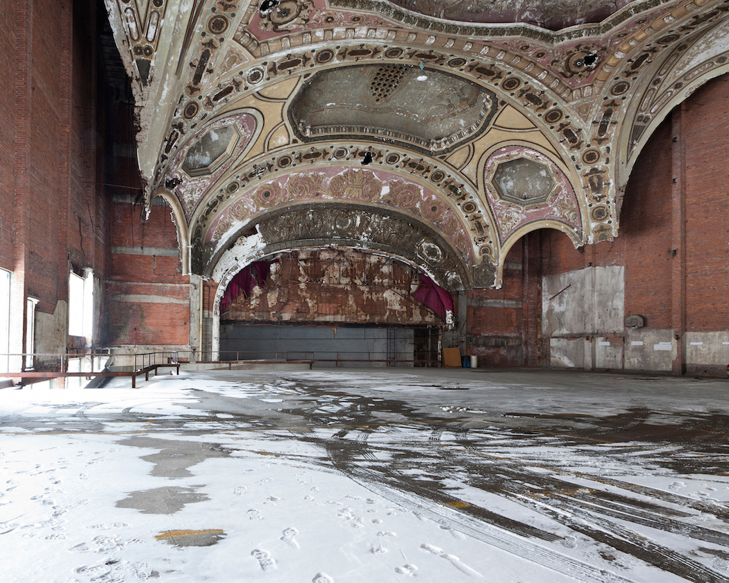JenniferGarza-Cuen 9_photography - Parking Structure, Detroit, MI