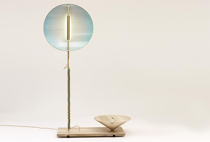 A Collection Of Lamps Inspired By Japanese Culture