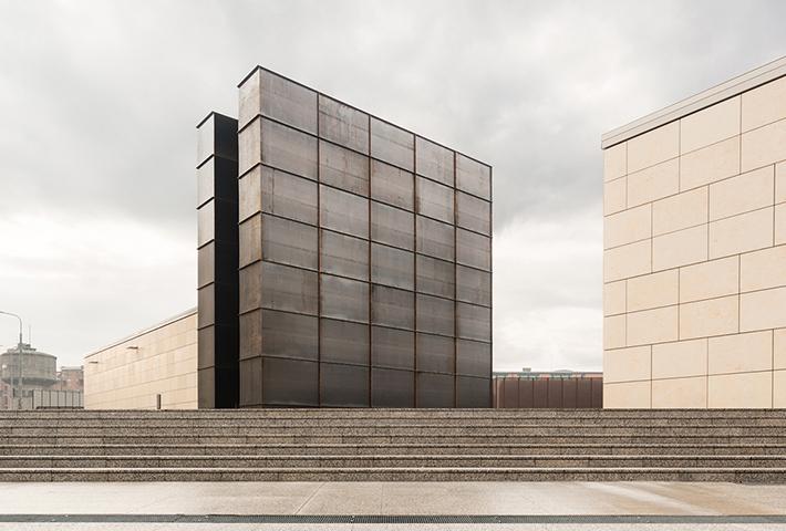 A Shoah Memorial Landmark For Bologna