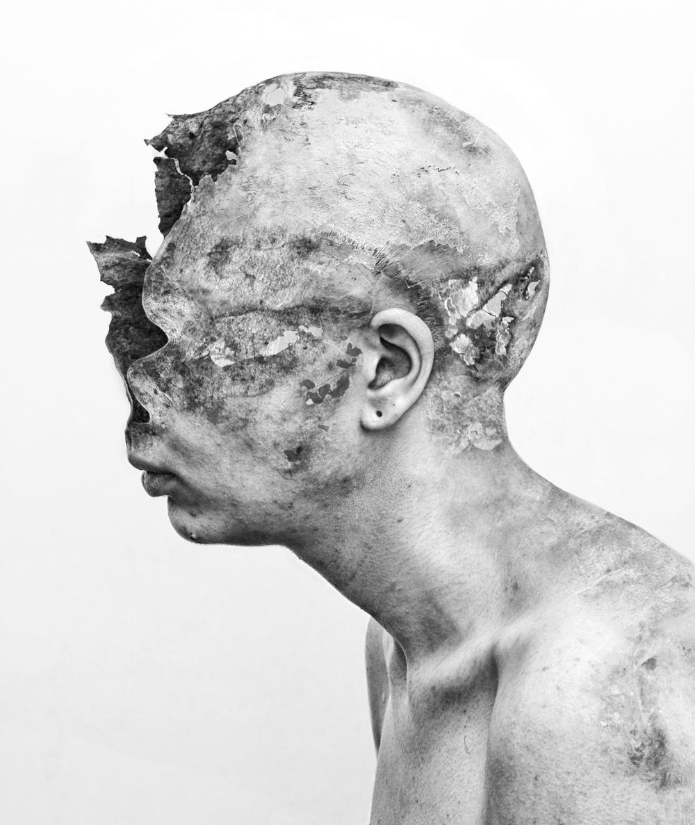 Homage á Burroughs by Tibor Somodi