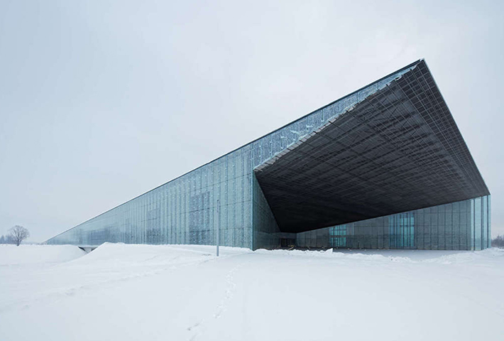 Estonian National Museum By DGT. Architects