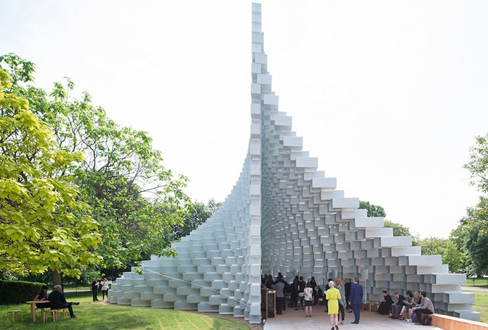 A Look Back At Our Favorite Serpentine Gallery Pavilions