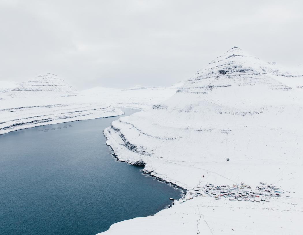 Funningur, Faroe Islands, 2016