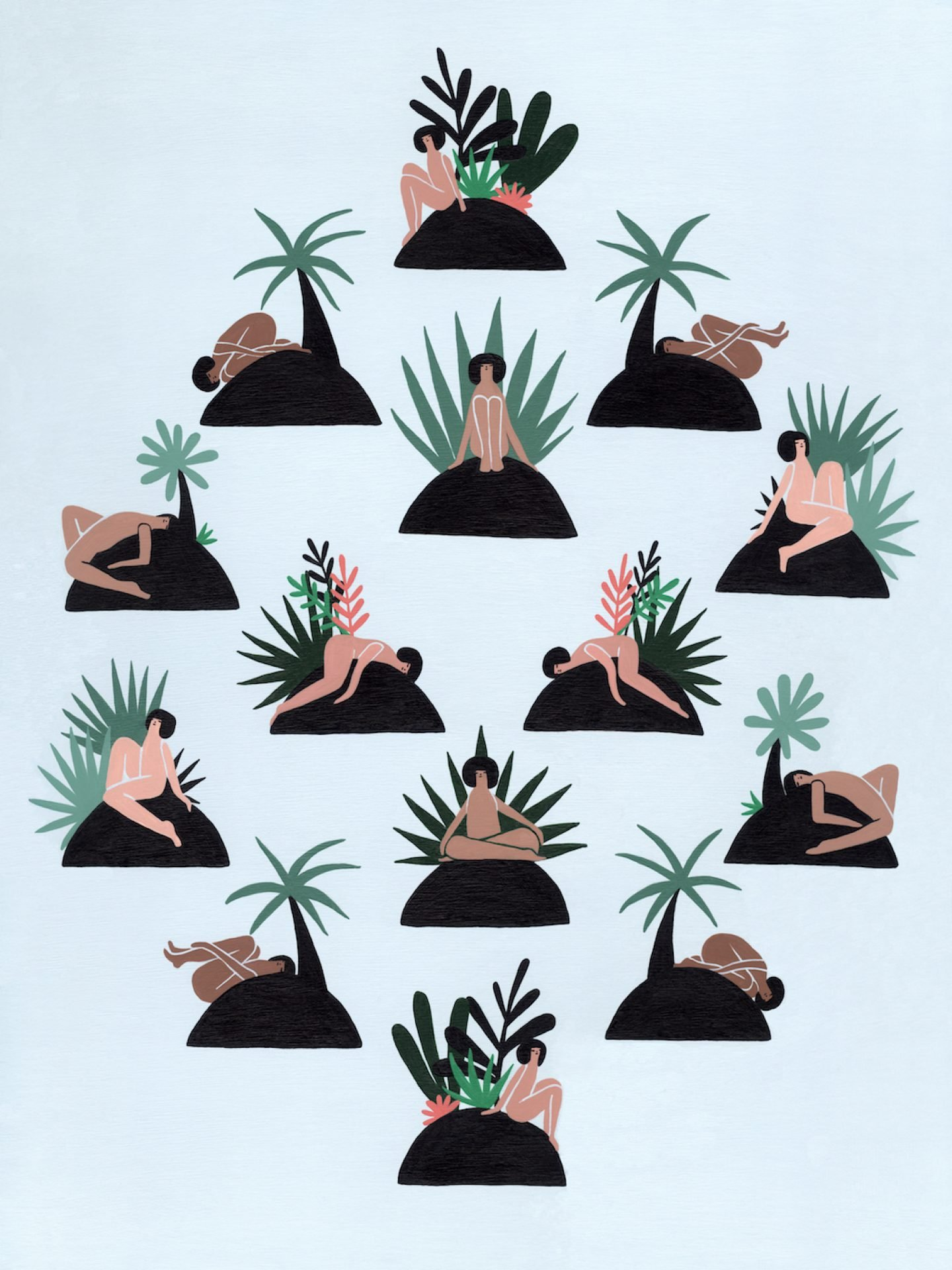 Laura_Berger_Illustration_Private Islands