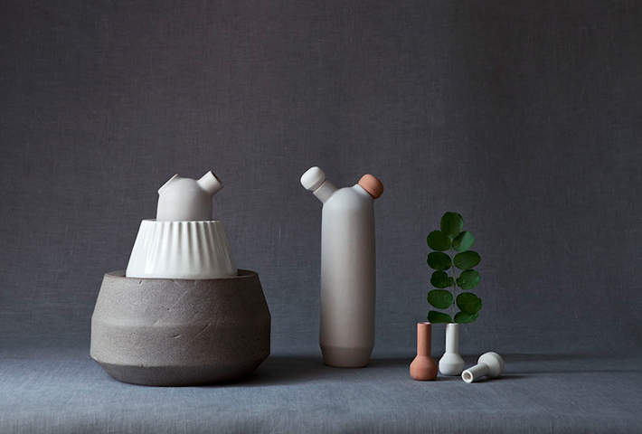 A Collection Inspired By The Birth Of A Plant