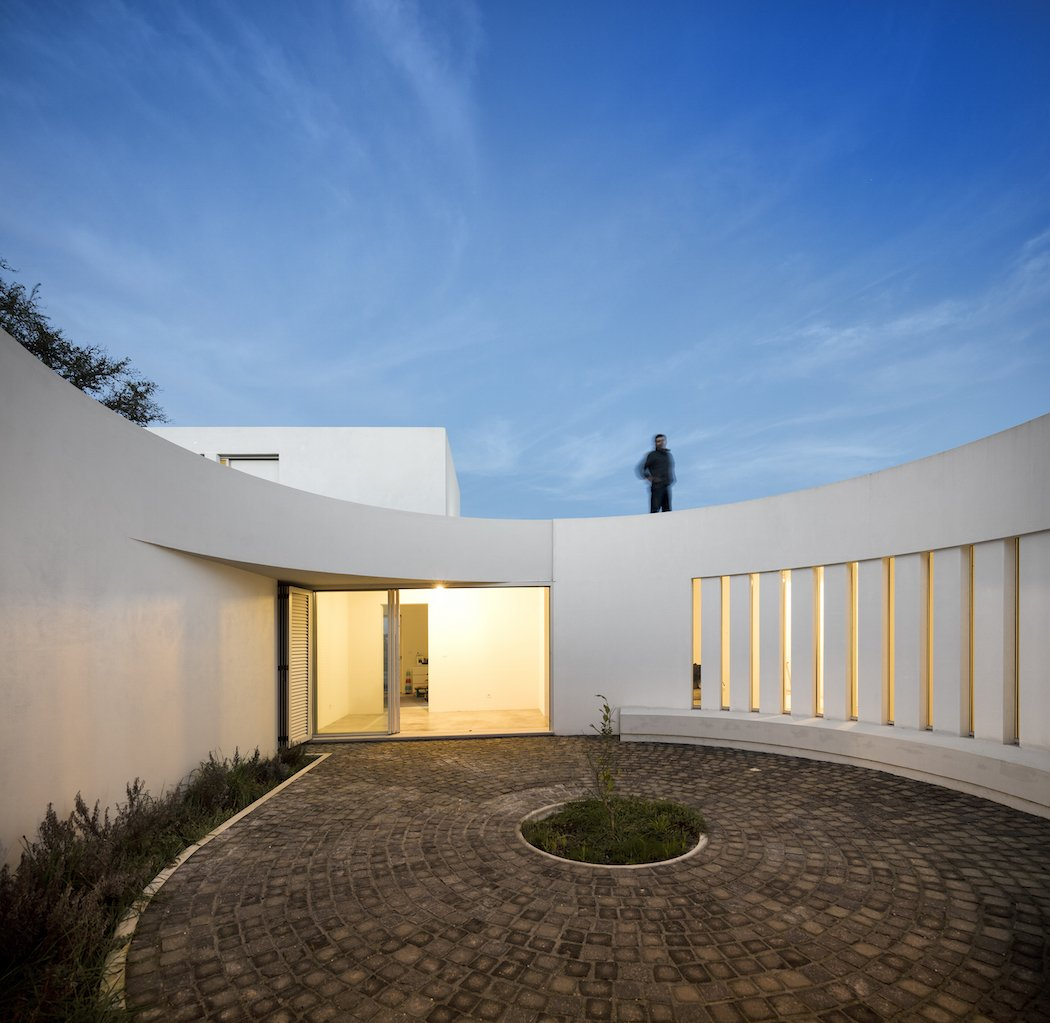 A Minimal Portuguese Home In The Countryside