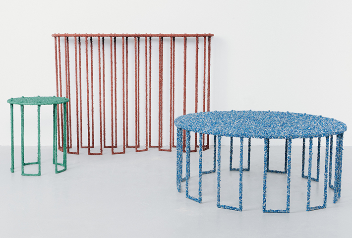 The Sculptural Furniture Of Samuel Amoia