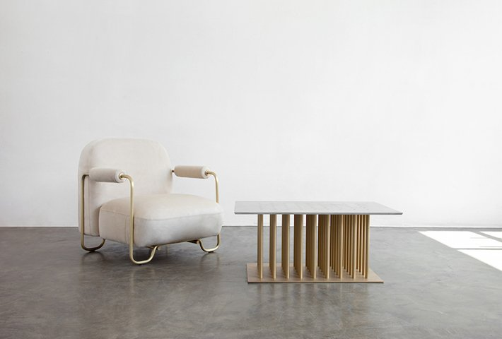 A Furniture Collection Inspired By Construction Sites