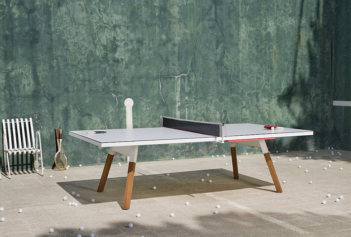 Not Only A Ping Pong Table