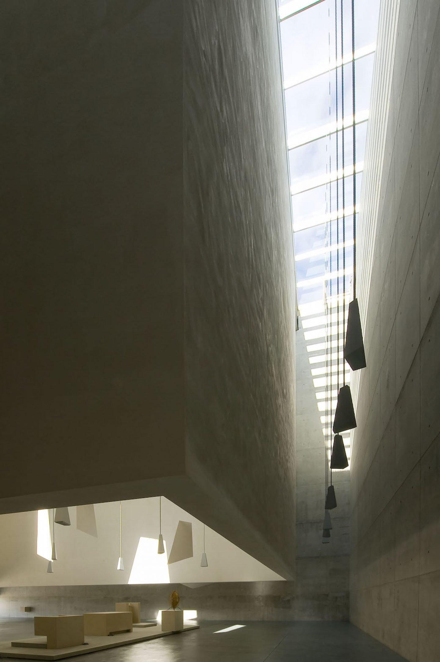 Studio Fuksas - Chiesa San Giacomo - Foligno