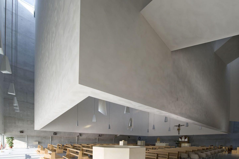 Chiesa a Foligno - Arch. M. Fuksas