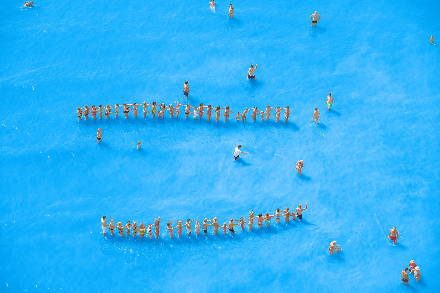 14 - Adriatic Sea (staged) Dancing People 2015