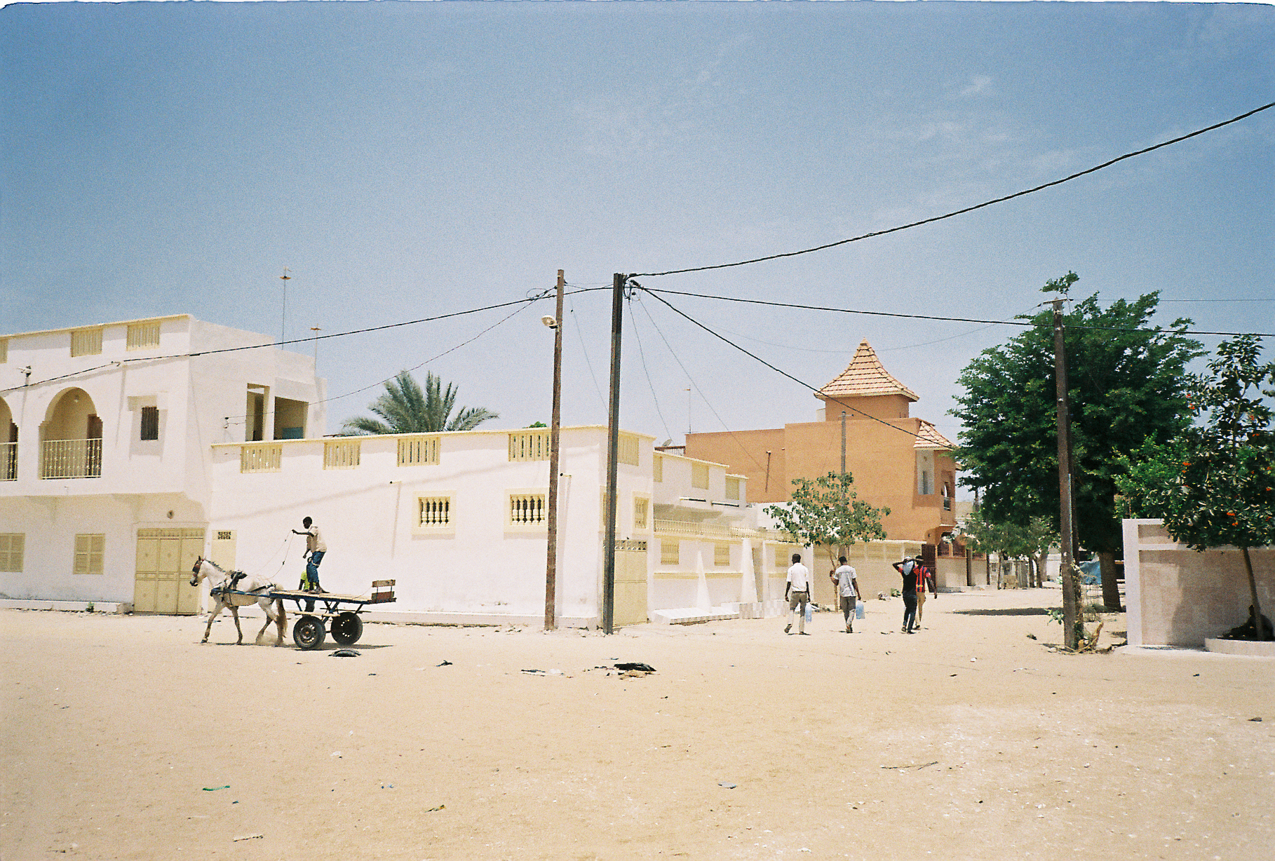 Gema Noach/From Tamba to Dakar