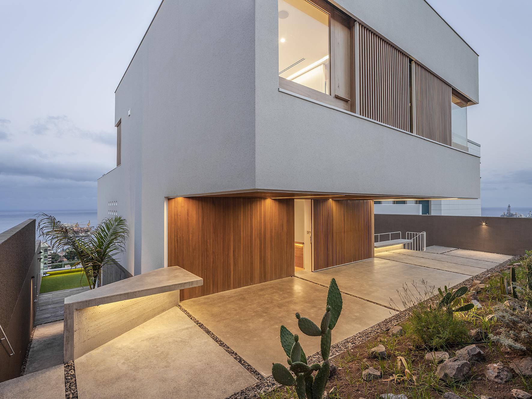 a single family house casa chris u2013 ignant com